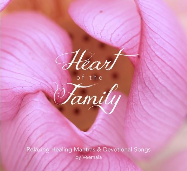 CD - Heart of the Family