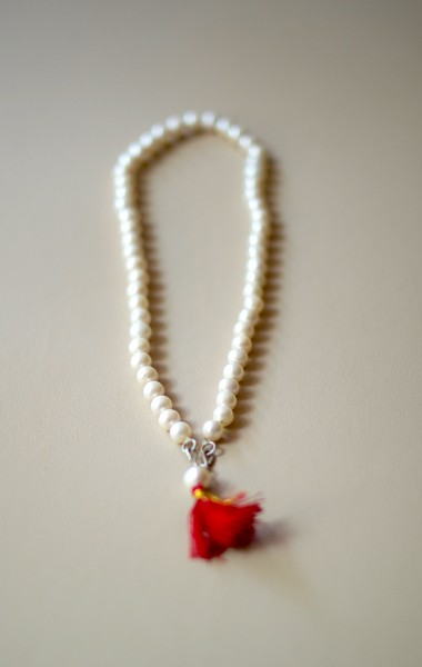Perlen des Gurus 54 - Mala Halskette Kraftobjekt
