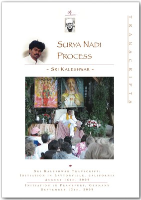 Surya Nadi Prozess