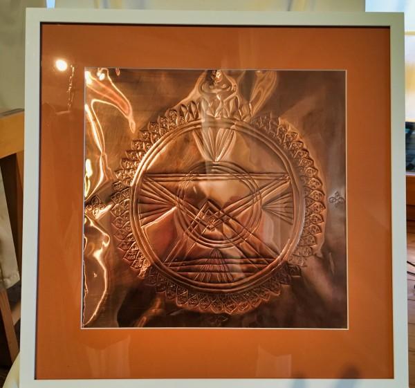 Sri Chakra - Personalisiertes Yantra Kraftobjekt
