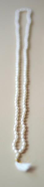Perlen Mala Kraftobjekt - Medium