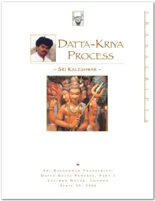 Datta-Kriya Process