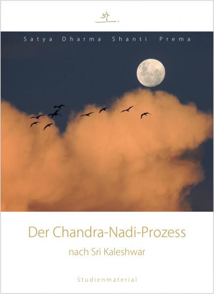 Chandra Nadi Prozess - Anleitung und Meditationszubehör